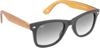 Vincent Chase Vincent Chase Wayfarer Sunglasses (Black)