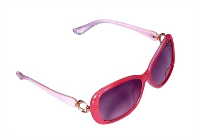 View Plus View Plus Cat-Eye Sunglasses (Grey)