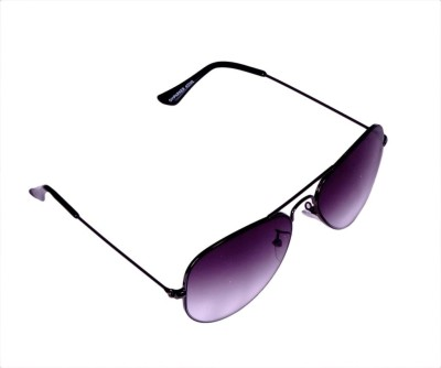 View Plus View Plus Aviator Sunglasses (Grey)
