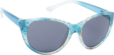 Reebok Reebok Carnation Cat-Eye Sunglasses (Blue)