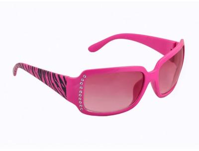 Good Look Goodlook Rectangular Sunglasses (Multicolor)