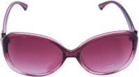 Miami Blues Oval Sunglasses - SGLE7SYBUXT8BDGK