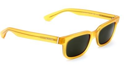 Valentino Valentino Wayfarer Sunglasses (Yellow)