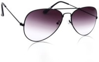 FashBlush Forever New Jeepers Peepers Purple Modern Love Aviator Sunglasses