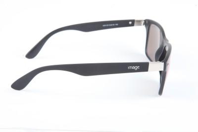 Image Image Wayfarer Sunglasses (Black)
