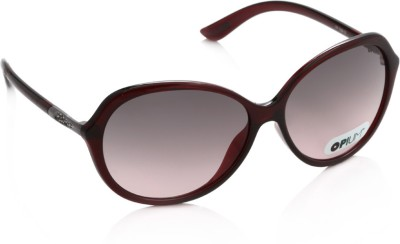 Opium Oval Sunglasses