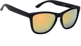 Ted Smith Aviator Sunglasses