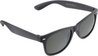 Gant Black Glass Full Black Frame Wayfarer Sunglasses