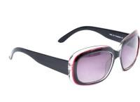 Reebok I30035 Sequoicia Clear Red For Women Rectangular Sunglasses
