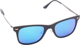 Cristiano Ronnie Wayfarer Sunglasses