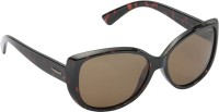 Polaroid PLD-4031-Q3V-IG-58 Oval Sunglasses