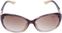 Miami Blues Oval Sunglasses - SGLE7SYBAHYSRJQF