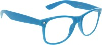 Vast Ready To Wear 7 Layer Anti Reflect Coating Blue Wayfarer Sunglasses