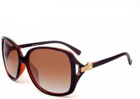 MacV Eyewear Oval Sunglasses - SGLDUYF4GZZYFNA6