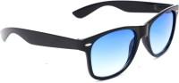 Whoop Blue Wayfarer Sunglasses