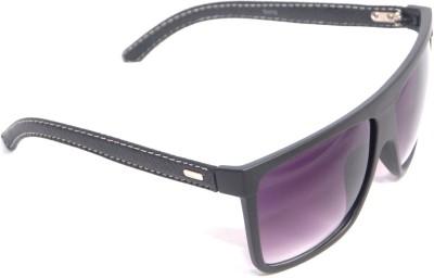 View Plus View Plus Rectangular Sunglasses (White)
