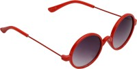 Spiky Stylish Round Sunglasses For Boys
