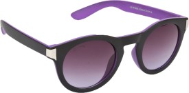 Glitters Round Sunglasses