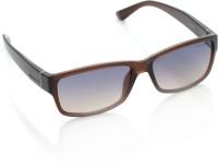 Park Avenue Rectangular Sunglasses