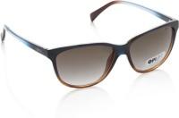 Opium OP-1286 Oval Sunglasses