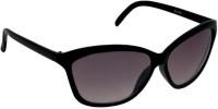 Gansta Cat-eye Sunglasses Green