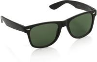 Prime Club PCMS-045 Green Wayfarer Sunglasses