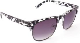 Accurate Eye J-6 Wayfarer Sunglasses