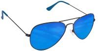 Vincent Chase Aviator Sunglasses - SGLDWSGKFMR38VC5