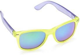 GIO COLLECTION Wayfarer Sunglasses