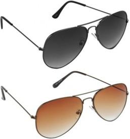 Whay Aviator Sunglasses