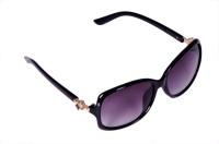 View Plus Cat-eye Sunglasses