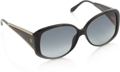 Givenchy Givenchy Over-Sized Sunglasses (Blue)