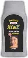 All Curez Aloe Vera Sun Screen Lotion (200ml) - SPF 50 PA++ (200 Ml)