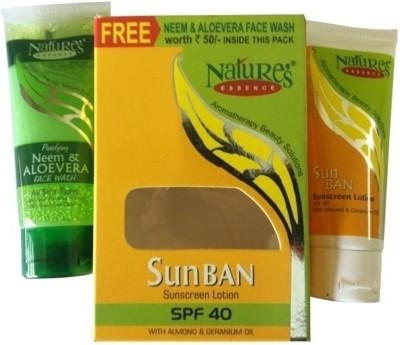 Essence Natural Nature's Essence Sun Ban