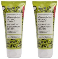Aroma Magic Cucumber Sun Screen Lotion 2 - SPF 30 PA++ (200 G)