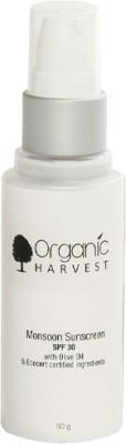 Organic Harvest Sunscreen 30