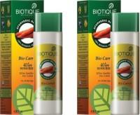 Biotique Bio Carrot Lotion Sunscreen - SPF 40 PA+ (120 Ml)