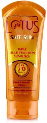 Lotus Herbals Sunscreen 70