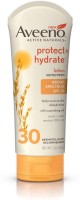 Aveeno Protect + Hydrate Broad Spectrum Spf 30 Sunscreen Lotion - SPF 30 PA+ (85 G)