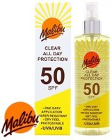 Malibu Clear All Day Protection Spray - SPF 50 PA+ (250 Ml)