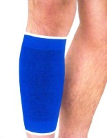 New Life Enterprise Good Health Knee, Calf & Thigh Support (Free Size, Blue)
