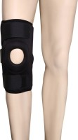 Vinto Stay Fit Knee, Calf & Thigh Support (Free Size, Black)