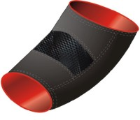 Adidas AD-12217 Elbow Support (L, Black)