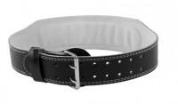 Protoner Weight Lifting Belt Waist Support (L, Black)