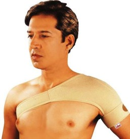 Sabar 2130_S Shoulder Support (S, Beige)