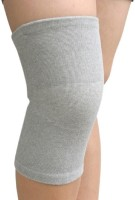 Mediexchange Bamboo Support Extra Large Knee, Calf & Thigh Support (XL, Grey)