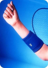 Sabar 2050_L Elbow Support (L, Blue)