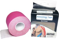 Prop It Up Kinesiology Tape Knee, Calf & Thigh Support (Free Size, Pink)