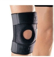 Welkin Support Knee, Calf & Thigh Support (Free Size, Black)