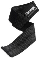 Harbinger Big Grip Lifting Straps Hand Support (Free Size, Black)